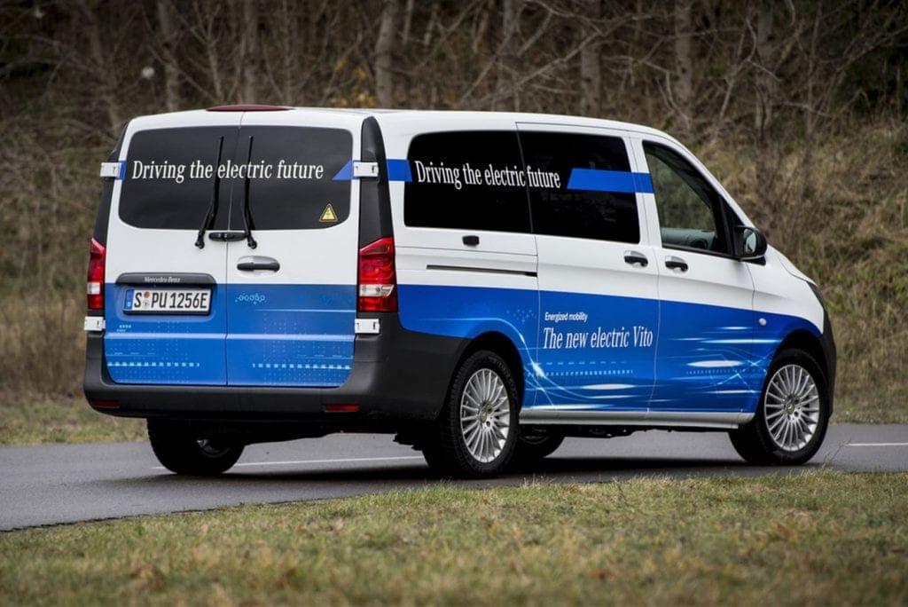 Wordt De Evito Uw Eerste Elektrische Bedrijfswagen Nationale