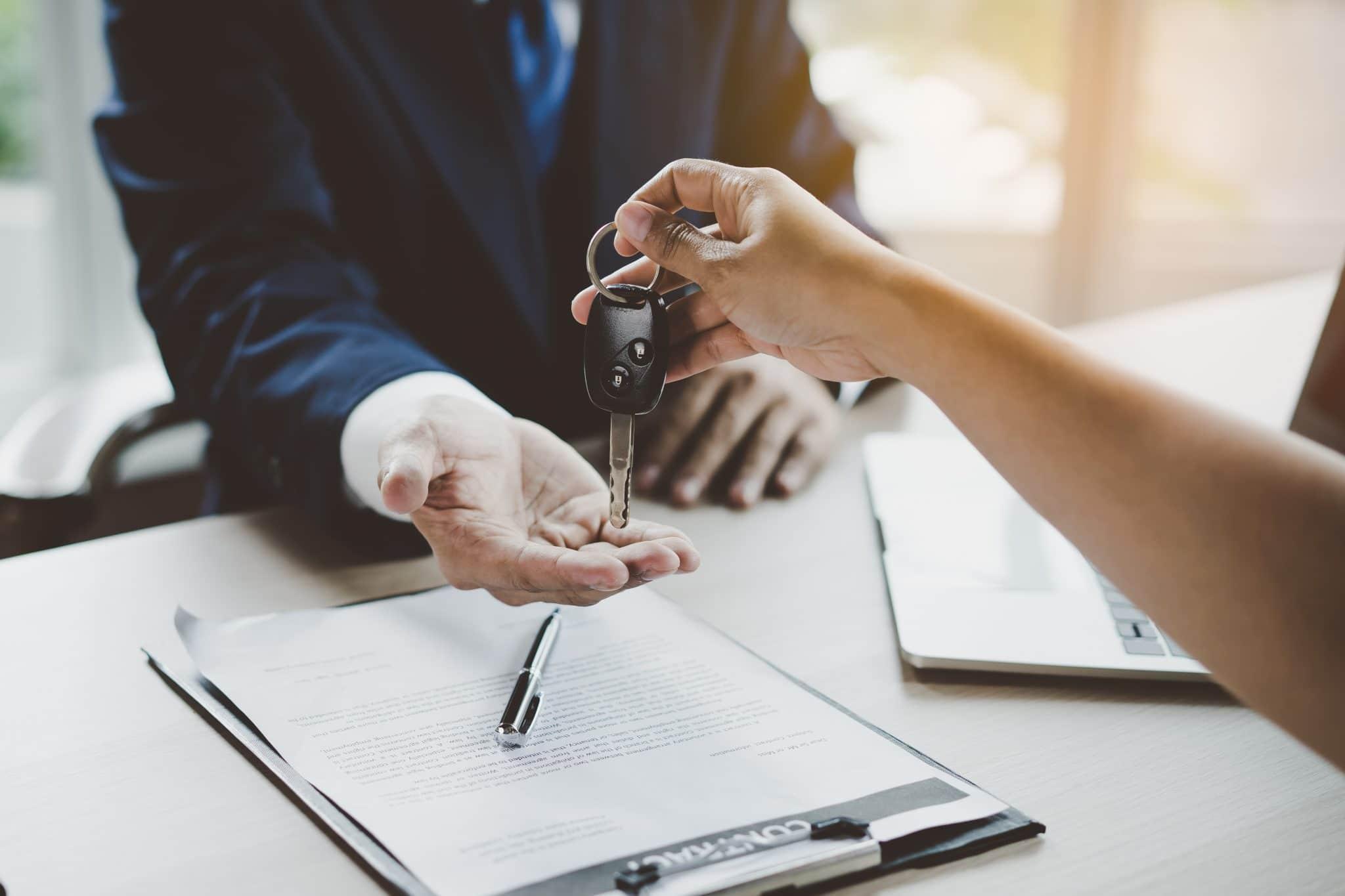 Zonder risico je nieuwe bedrijfsauto kopen met Financial Lease 1
